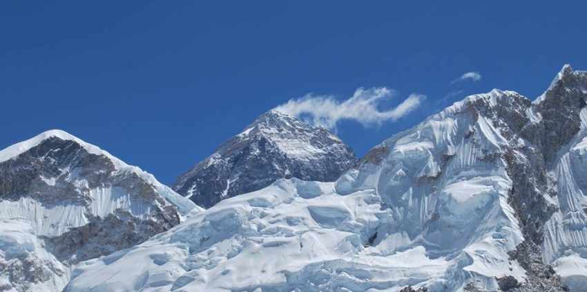 The Summit Situation on Everest