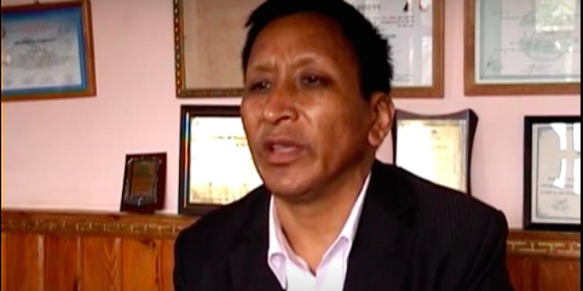 Wongchu Sherpa: A Documentary