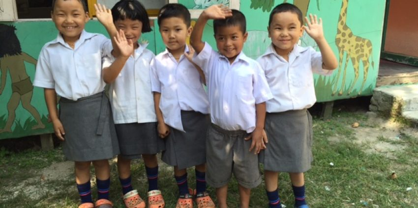 Tsering's Fund: Helping Nepalese Girls and Families in Need