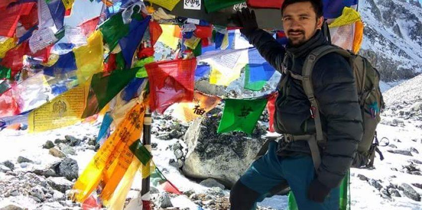 Trail Racing through the Himalayas
