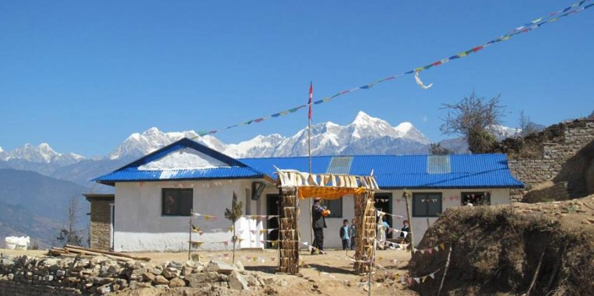 Nepal's 2015 Earthquake and Goli Village