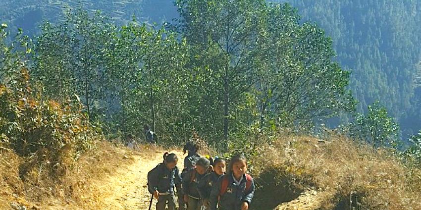 The Wongchu Sherpa Trust Girls Hostel Project #BOAW2017