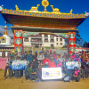 Children Trekking: A Record-Setting Trek to Everest Base Camp