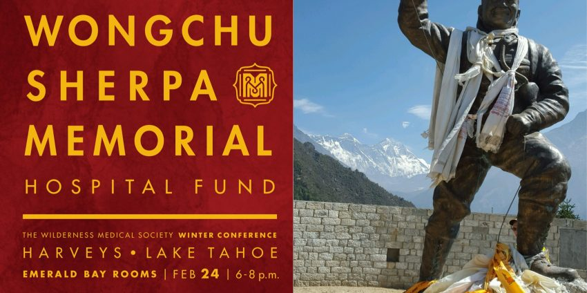 Art Show Benefitting the Wongchu Sherpa Memorial Hospital