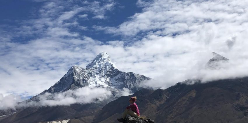 Traveling Solo: Lessons Learned From Loose Rocks in the Himalayas