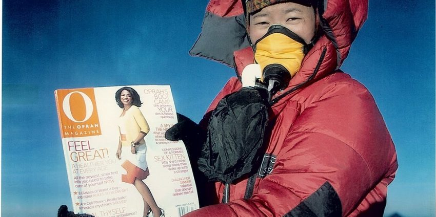 Mount Everest World Record Holder Lhakpa Sherpa: An Interview