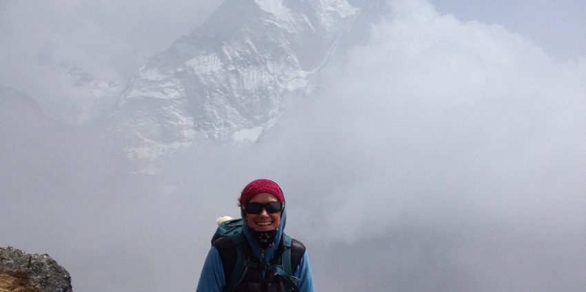 Everest Base Camp Manager Georgina Davenport and Her Journey in Medicine and Mountains
