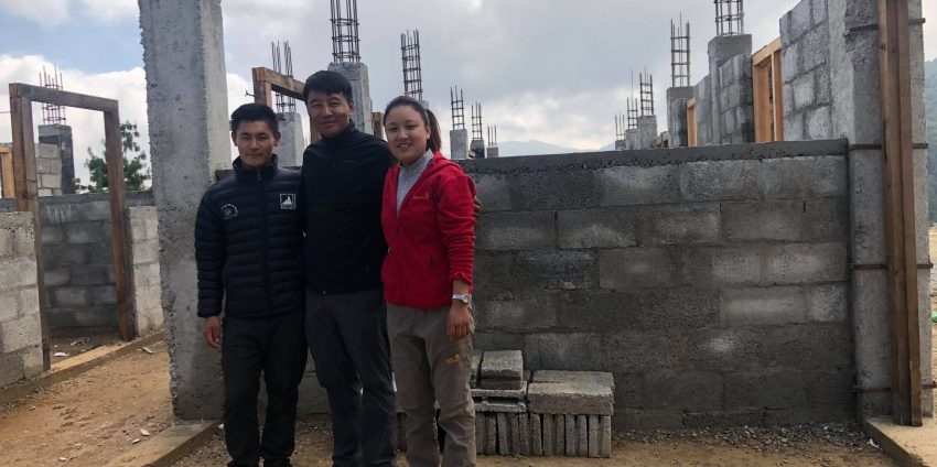 Wongchhu Sherpa Memorial Hospital Update