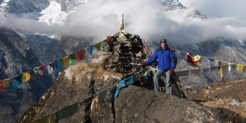 Nepal: Inspiration for a New Beginning