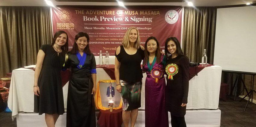 Himalaya Book Preview: Musa Masala Treks to Tengboche