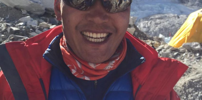 Lakpa Norbu Sherpa: The Unofficial Mayor of Everest Base Camp